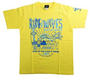 アパレル【シェード】SHADEBAT サマー Tシャツ 2020 イエロー M