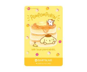 ゲームカード【ダーツライブ】ポムポムプリン パンケーキ