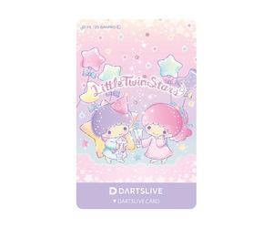 ゲームカード【ダーツライブ】リトルツインスターズ キキララ