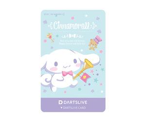 ゲームカード【ダーツライブ】シナモロール ラッパ