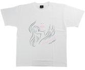 アパレル【シェード】坂口優希恵モデル Tシャツ 2020 ホワイト