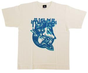 アパレル【シェード】鈴木未来モデル Tシャツ 2020 アイボリー XXL