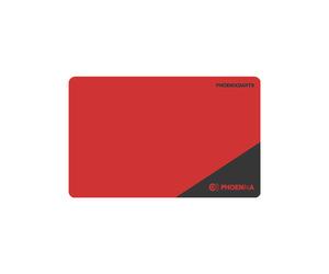 ゲームカード【フェニックス】フェニカ 2020_09 レッド/ブラック