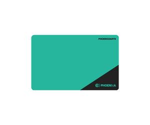 ゲームカード【フェニックス】フェニカ 2020_09 グリーン/ブラック