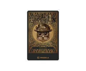 ゲームカード【フェニックス】フェニカ 2020_09 猫歯車