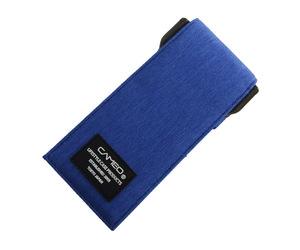 ダーツケース【カメオ】スレンダー2 ブルー