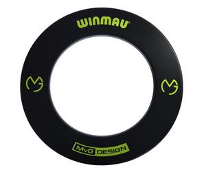 サラウンド【ウィンモー】ダーツボードサラウンド マイケル・ヴァン・ガーウェンモデル ブラック