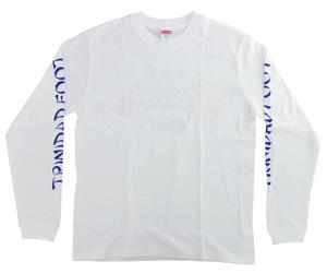 アパレル【トリニダード×フット】2020 ロンT ホワイト XXL