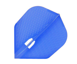 ダーツフライト【エルフライト】PRO ディンプル シェイプ ブルー
