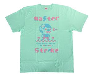 アパレル【マスターストローク】Tシャツ 鈴木未来 ミクル ver.2 メロン M