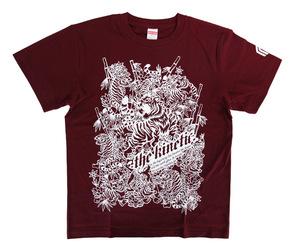 アパレル【マスターストローク】Tシャツ 松本康寿 グリコ ver.2 ブラウン XL