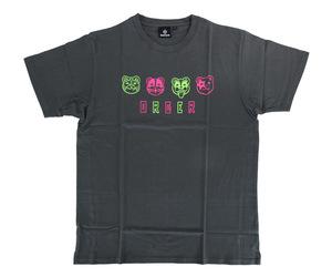 アパレル【シェード】ORGER Tシャツ 川上真奈モデル グレー M