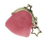小物ケース【トリニダード】がま口ティップ&コインケース ピンク