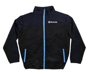 アパレル【シェード】ナイロンジャケット ブラック XL