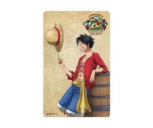 ゲームカード【ダーツライブ】2019 ワンピース ルフィ