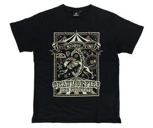 アパレル【シェード】It's SHOW TIME! Tシャツ 古舘翔モデル ブラック XL