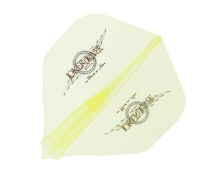 フライト【ジョーカードライバー】零-ZERO- WINGロゴ入り プラクティス スタンダード クリアイエロー