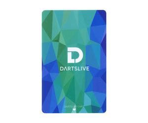 ゲームカード【ダーツライブ】#043 ソリッド ブルー