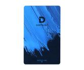 ゲームカード【ダーツライブ】#043 リアルペイント ブルー