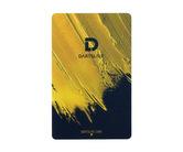 ゲームカード【ダーツライブ】#043 リアルペイント イエロー