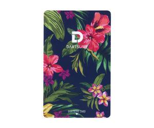 ゲームカード【ダーツライブ】#043 ハイビスカス