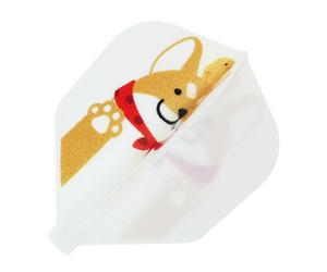 フライト【フィット×ディークラフト】柴犬