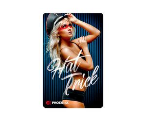 ゲームカード【フェニックス】フェニカ 2019_07 セクシー HAT TRICK