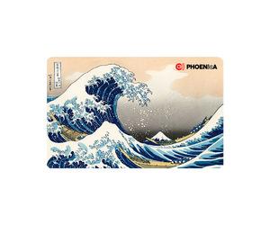 ゲームカード【フェニックス】フェニカ 2019_07 浮世絵 波