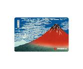 ゲームカード【フェニックス】フェニカ 2019_07 浮世絵 赤富士