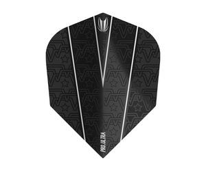フライト【ターゲット】ヴィジョン ウルトラ ROB CROSS PIXEL シェイプ ブラック 334200
