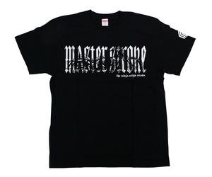 アパレル【マスターストローク】Tシャツ 浅田斉吾 セイゴ ver.2 ブラック S
