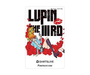 ゲームカード【ダーツライブ】LUPIN THE ⅢRD 峰不二子の嘘 不二子C