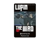 ゲームカード【ダーツライブ】LUPIN THE ⅢRD 峰不二子の嘘 ルパン&次元