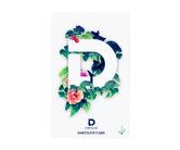 ゲームカード【ダーツライブ】#044 花飾りのD