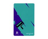ゲームカード【ダーツライブ】#044 グリーン&パープル