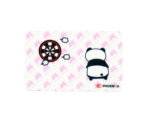 ゲームカード【フェニックス×エスフォー】限定スタイル付きフェニカ ダーツパンダ