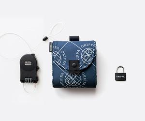 ダーツ雑貨【Yper】OKIPPA アプリ連動型置き配バッグ オキッパ