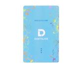 ゲームカード【ダーツライブ】#045 エメラルドグリーン