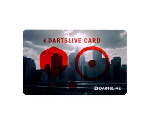 ゲームカード【ダーツライブ】#045 高層ビル群