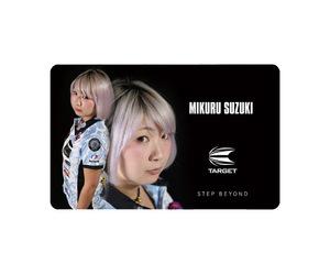 カード【ターゲット】ネクサス アカウント カード 鈴木未来