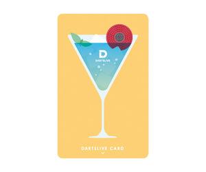 ゲームカード【ダーツライブ】#046 カクテルブル