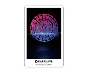ゲームカード【ダーツライブ】#046 水に浮かぶネオンボード