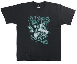 アパレル【シェード】鈴木未来モデル Tシャツ 2020 ダークグレー L