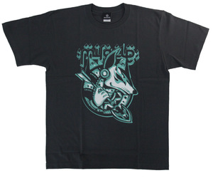 アパレル【シェード】鈴木未来モデル Tシャツ 2020 ダークグレー XL