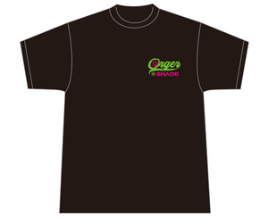 アパレル【シェード】川上真奈モデル Tシャツ 2020 ブラック XL