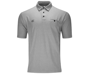 アパレル【ターゲット】フレックスラインシャツ ライトグレー M 151001
