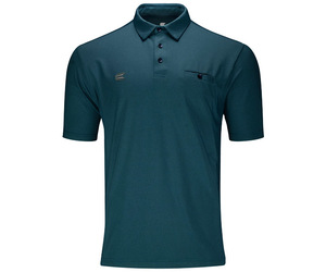 アパレル【ターゲット】フレックスラインシャツ ブルー XL 151031
