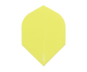 ダーツフライト【エスフォー】Sライン ロケットフライト(メロウイエロー)
