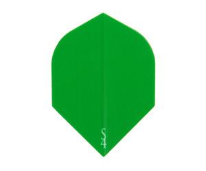 ダーツフライト【エスフォー】Sライン ロケットフライト(カクタスグリーン)