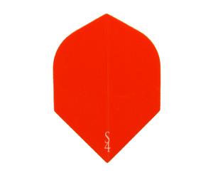 ダーツフライト【エスフォー】Sライン ロケットフライト(エルメスオレンジ)